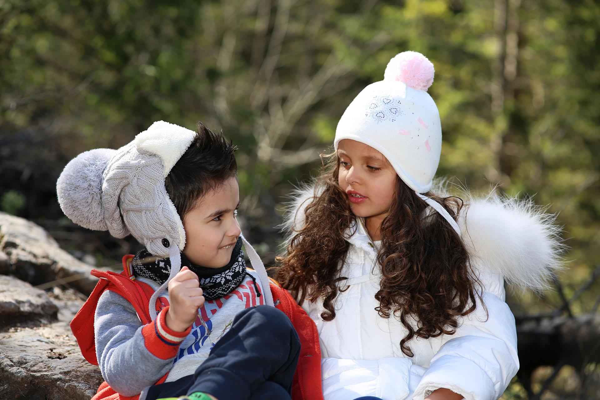 produkcja czapek dziecięcych